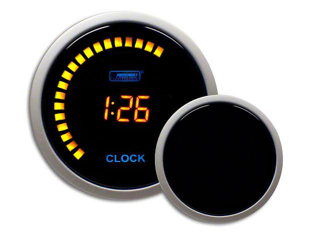Prosport Digital Clock - Amber (07-18 Sierra 1500)