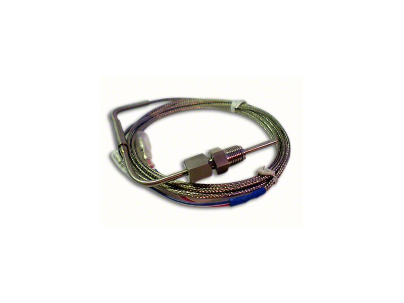 Prosport Dual Color EGT Premium Boost Gauge - Green/White (07-19 Sierra 1500)