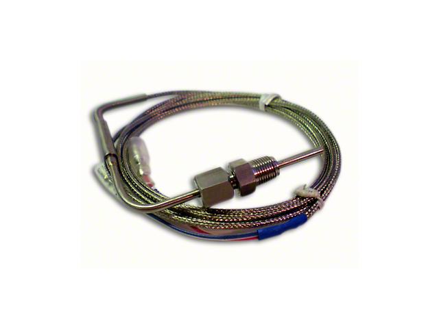 Prosport Dual Color EGT Premium Metric Boost Gauge - Amber/White (07-19 Sierra 1500)
