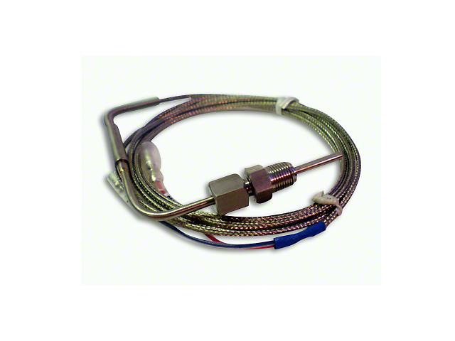 Prosport Dual Color Premium EGT Gauge - Blue/White (07-19 Sierra 1500)