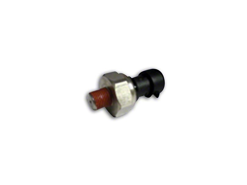 Prosport Dual Color Premium Fuel Pressure Gauge - Amber/White (07-19 Sierra 1500)