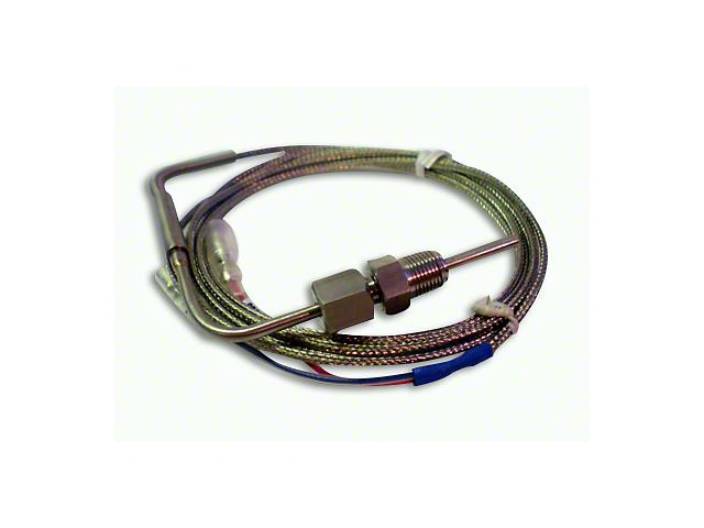 Prosport Dual Color Premium White Pointer EGT Gauge - Amber/White (07-19 Sierra 1500)