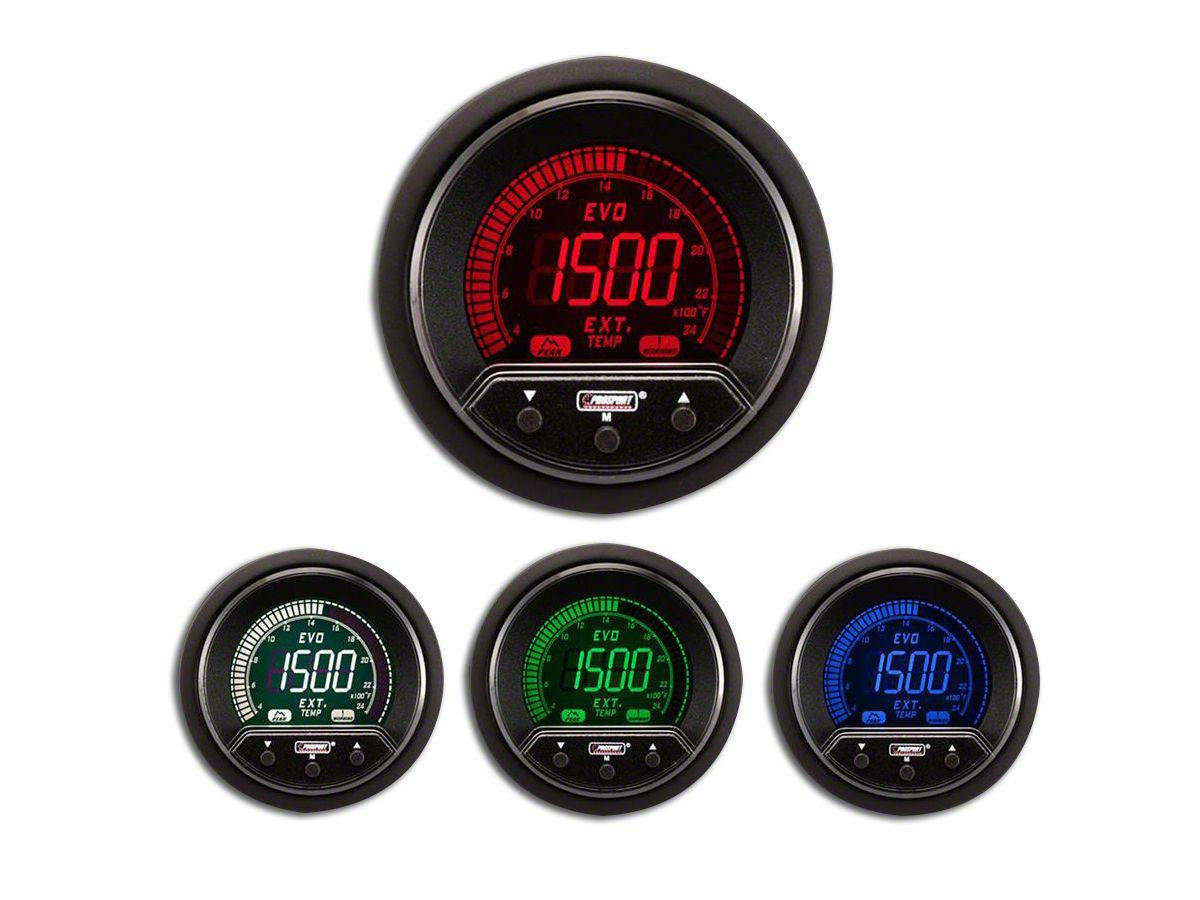 Prosport Premium Evo Exhaust Gas Temperature Gauge (07-19 Sierra 1500)
