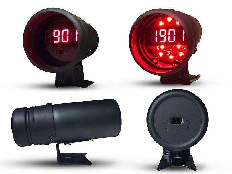 Prosport Digital Tachometer w/ Shift Lift (07-19 Sierra 1500)