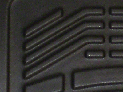 Wade Sure-Fit Front Floor Liners - Black (14-18 Sierra 1500)