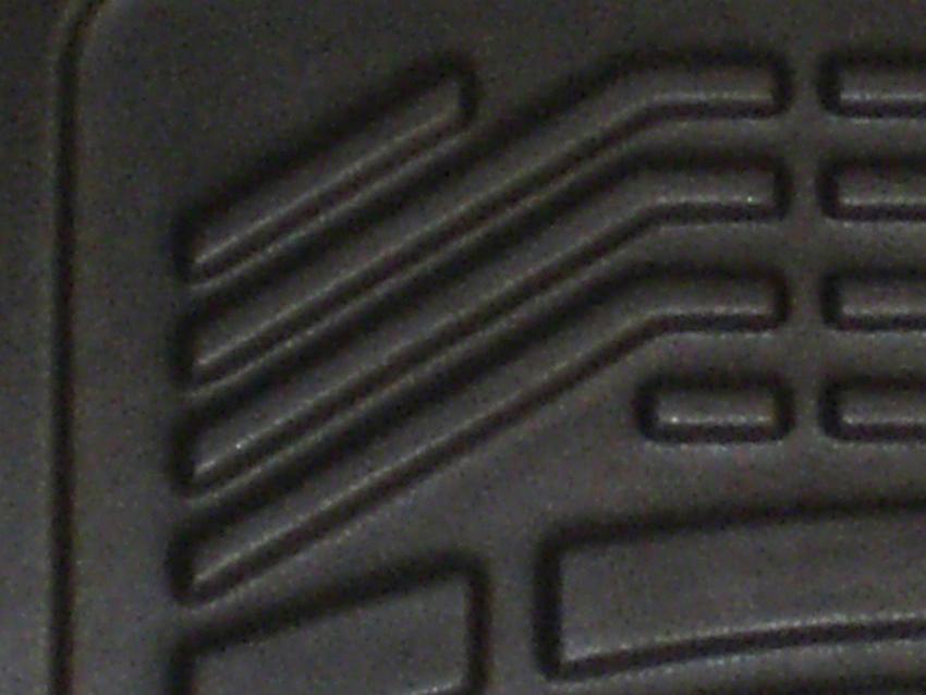 Wade Sure-Fit Front Floor Liners - Black (07-13 Sierra 1500)