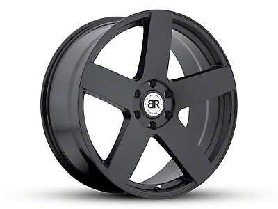 Black Rhino Everest Matte Black 6-Lug Wheel - 24x10 (07-18 Sierra 1500)