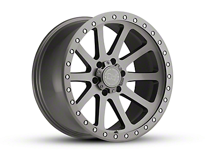 Black Rhino Mint Gloss Graphite 6-Lug Wheel - 20x9 (07-18 Sierra 1500)