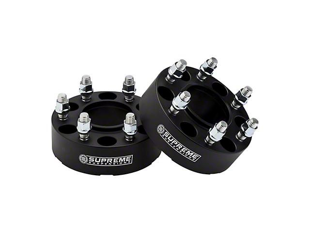 Supreme Suspensions 1.5 in. Wheel Spacers (07-19 Sierra 1500)