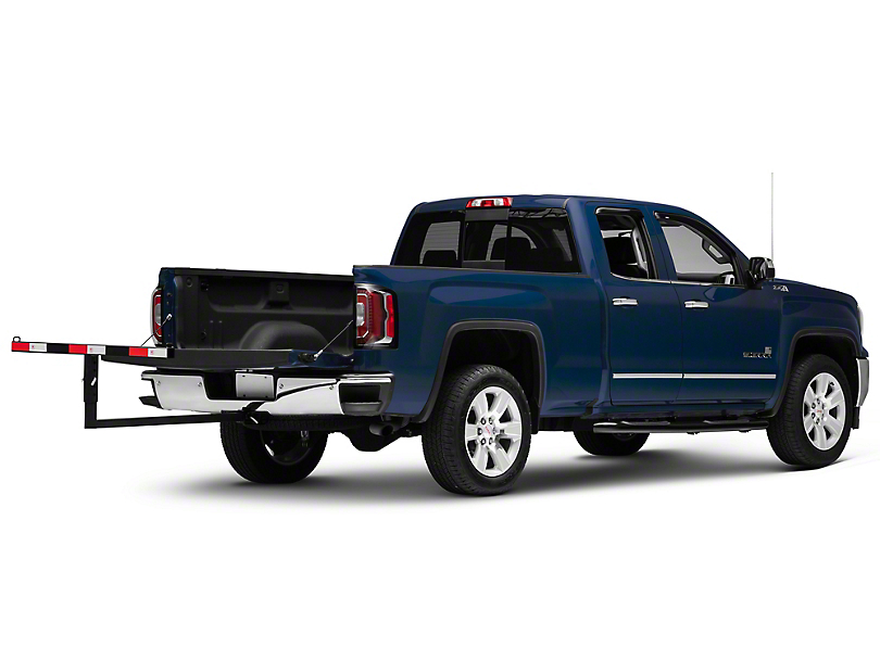 Truck Bed Extender for 2 in. Receiver Hitch (07-19 Sierra 1500)