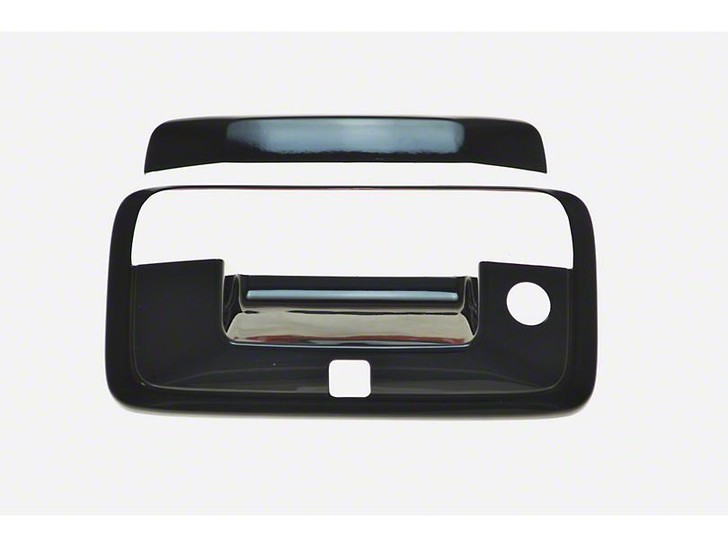 Tailgate Handle Cover - Black (14-18 Sierra 1500)