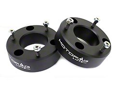 MotoFab 3 in. Front Leveling Kit (07-18 Sierra 1500, Excluding 14-18 Denali)