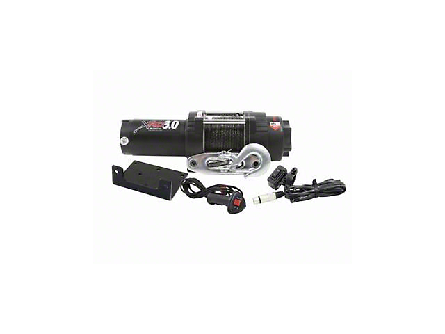 Smittybilt XRC 3 Comp 3,000 lb. Winch w/ Synthetic Rope