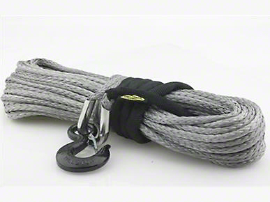 Smittybilt XRC 15/32 in. x 92 ft. Synthetic Rope - 15,000 lb.