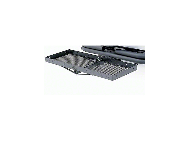 Smittybilt 2 in. Receiver Hitch Rack - 20 in. x 60 in. (Universal Fitment)