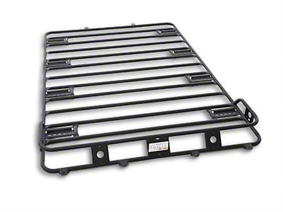 Smittybilt Defender Roof Rack - 4.5 ft. x 5 ft. (07-18 Sierra 1500)