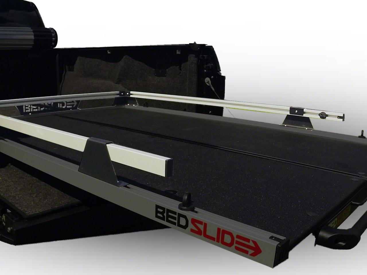 Bedslide S Model Bed Cargo Slide (07-18 Sierra 1500)