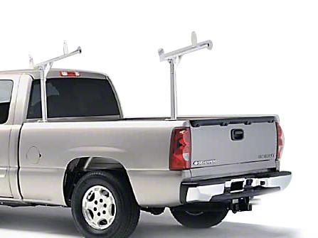 Hauler Racks Removable Truck Side Ladder Rack - 500 lb. Capacity (07-18 Sierra 1500)