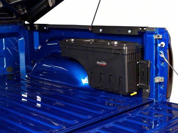 UnderCover Swing Case Storage System - Drivers Side (07-18 Sierra 1500)