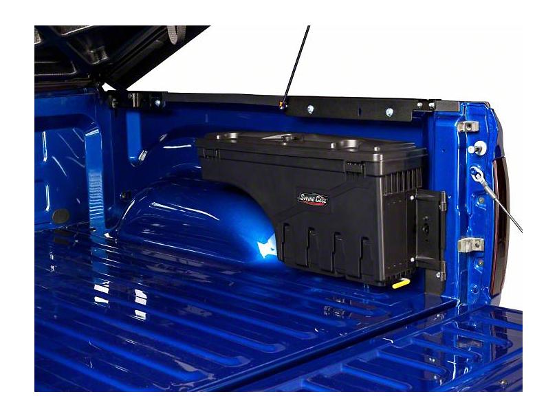 UnderCover Swing Case Storage System - Driver Side (07-18 Sierra 1500)