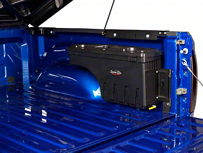UnderCover Swing Case Storage System - Drivers Side (07-18 Sierra 1500)