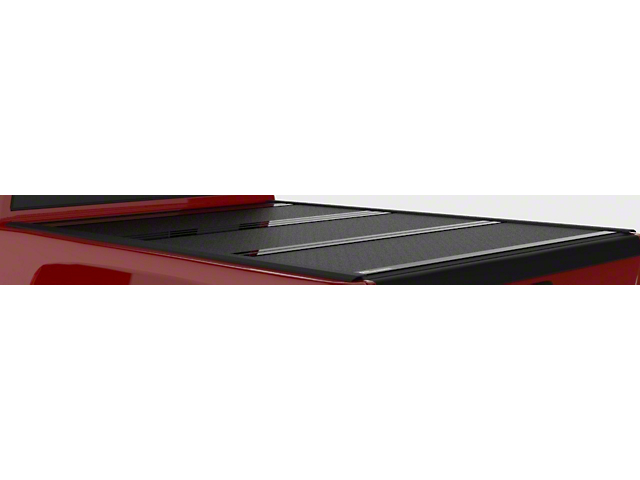 UnderCover Flex Tri-Fold Tonneau Cover - Black Textured (07-13 Sierra 1500 w/ Short & Standard Box)
