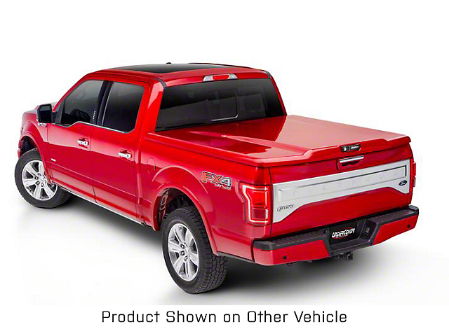 UnderCover Elite LX Hinged Tonneau Cover; Pre-Painted (19-20 Silverado 1500 w/ Short & Standard Box)