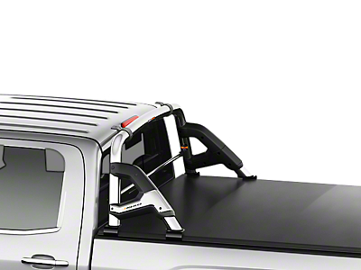 Keko K3 Light Roll Bar - Polished (14-18 Sierra 1500)