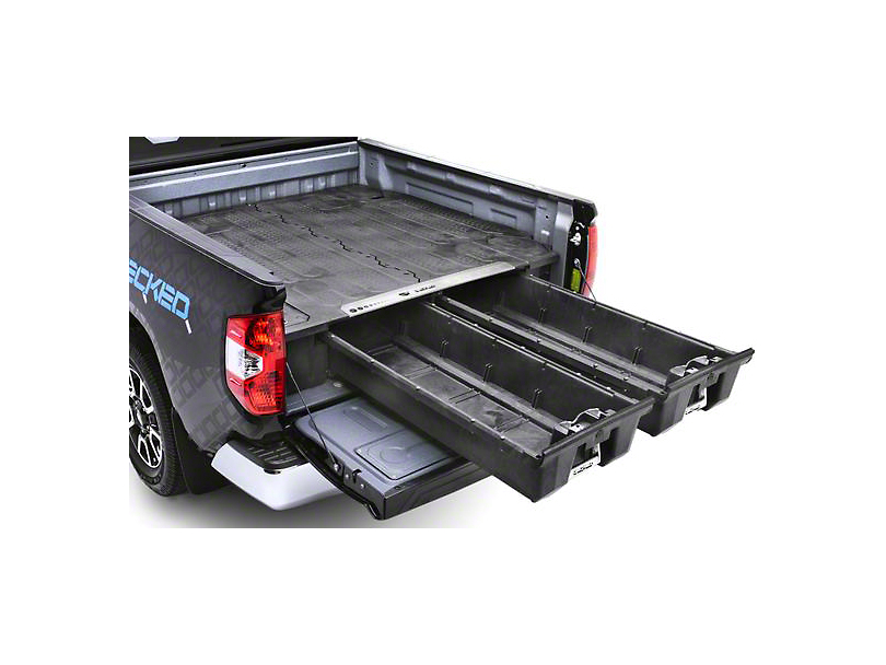 Decked Truck Bed Storage System (07-18 Sierra w/ Short & Standard Box)