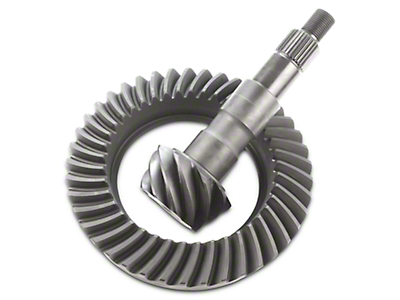 EXCEL from Richmond 8.5 in. & 8.6 in. Rear Ring Gear and Pinion Kit - 4.10 Gears (07-18 Sierra 1500)