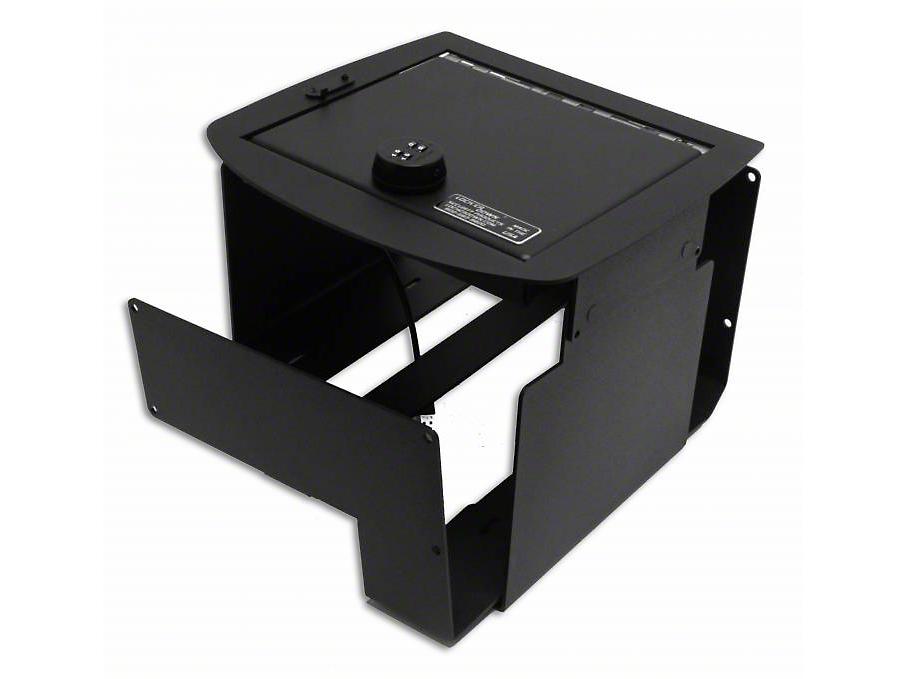 Lock'er Down Console Safe (07-13 Sierra 1500 w/ Bucket Seats)