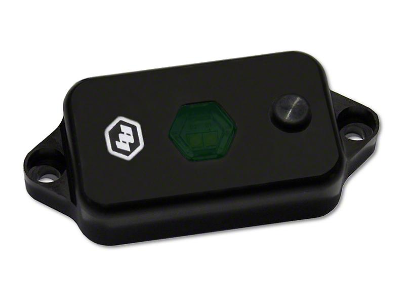 Baja Designs LED Dome Light w/ Switch - Green (07-19 Sierra 1500)