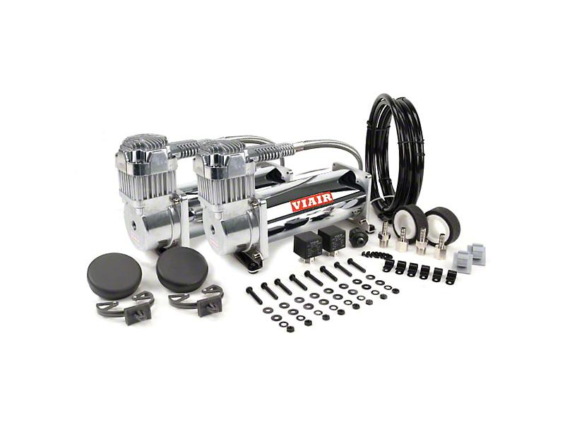 Viair Dual Silver 450C Performance Air Compressors