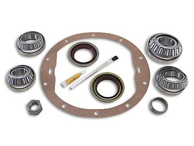 Silverado 8 25 in  IFS Front Differential Bearing Kit (07-13