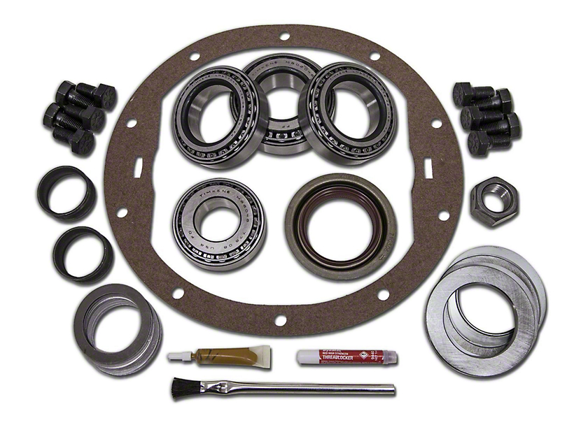 8.6 in. Rear Differential Master Overhaul Kit (09-18 Sierra 1500)