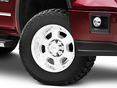 Pro Comp Phaser Satin Black 6-Lug Wheel - 17x9 (07-18 Sierra 1500)
