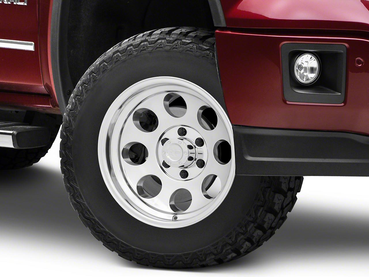 Pro Comp Series 1069 Polished 6-Lug Wheel - 17x9 (07-18 Sierra 1500)