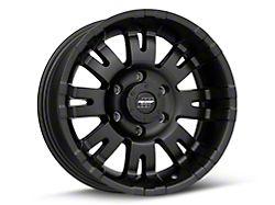 Pro Comp Wheels 01 Series Satin Black 6-Lug Wheel; 17x8; 0mm Offset (19-21 Sierra 1500)