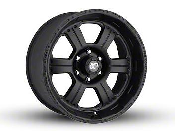 Pro Comp Series 7089 Matte Black 6-Lug Wheel - 17x8 (07-18 Sierra 1500)