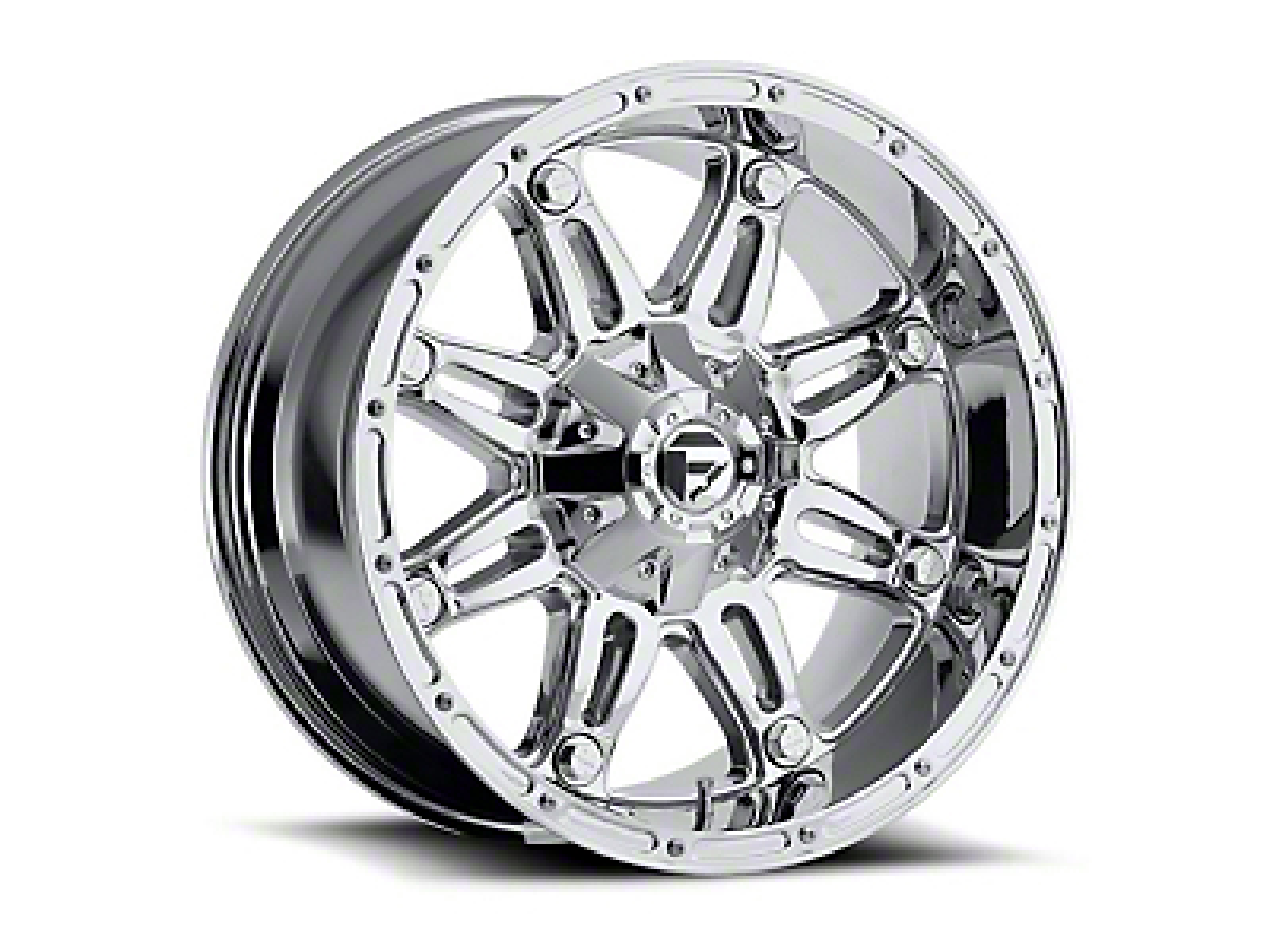 Fuel Wheels Hostage Chrome 6-Lug Wheel - 22x14 (07-18 Sierra 1500)