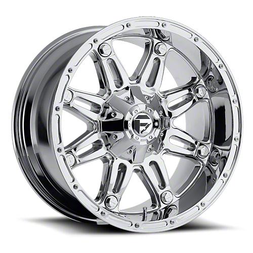 Fuel Wheels Hostage Chrome 6-Lug Wheel - 17x9 (07-18 Sierra 1500)