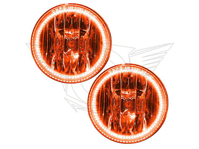 Oracle OE Style CCFL Halo Fog Lights (07-13 Sierra 1500)