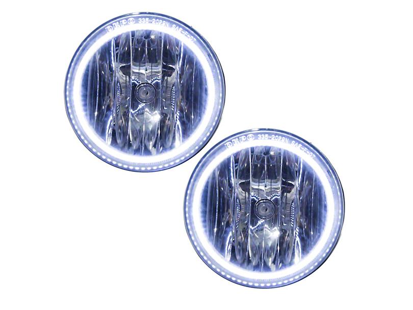 Oracle OE Style Plasma Halo Fog Lights (07-13 Sierra 1500)