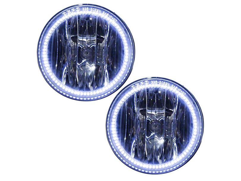 Oracle OE Style LED Halo Fog Lights (07-13 Sierra 1500)