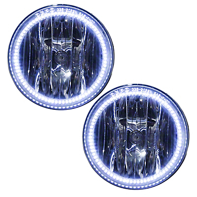 Oracle OE Style LED Halo Fog Lights (07-13 Sierra 1500)