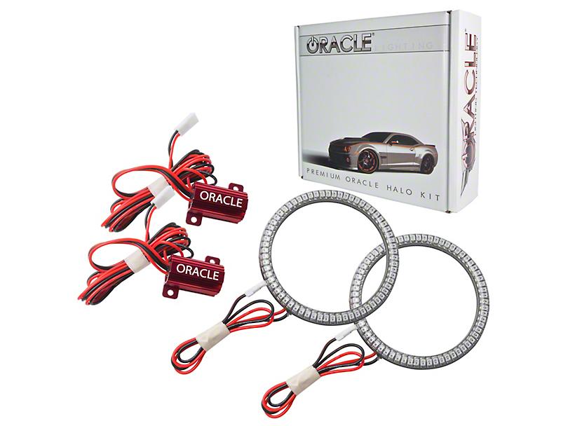 Oracle LED Waterproof Fog Light Halo Conversion Kit (14-18 Sierra 1500)