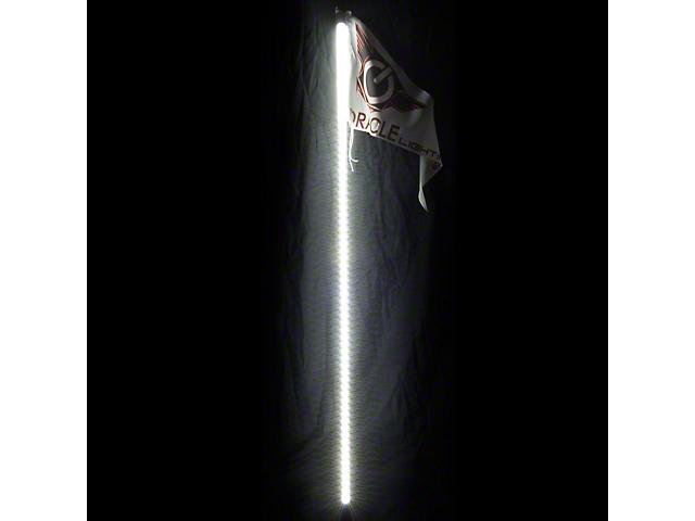Oracle Off-Road 4 ft. LED Whip - White (07-19 Sierra 1500)