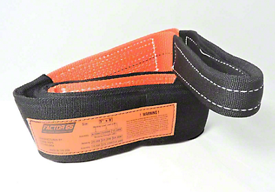 Factor 55 8 ft. x 3 in. Tree Saver Strap