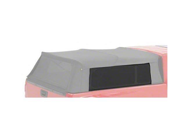 Bestop Replacement Tinted Windows for Supertop Soft Bed Topper (07-19 Sierra 1500)