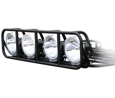 Smittybilt 4.5 ft. Defender Roof Rack Light Cage (07-18 Sierra 1500)